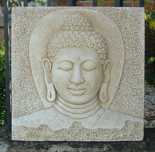 Garden Wall Art Uk Part – 38: Buddha Statues And Ornaments, Wooden With Outdoor Buddha Wall Art (View 5 of 20)