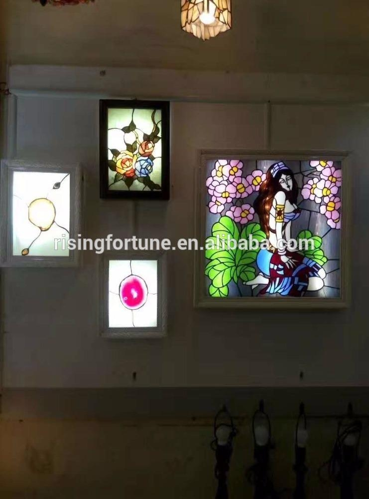 Gemstone Wall Decoration, Gemstone Wall Decoration Suppliers And With Regard To Backlit Wall Art (Image 14 of 20)