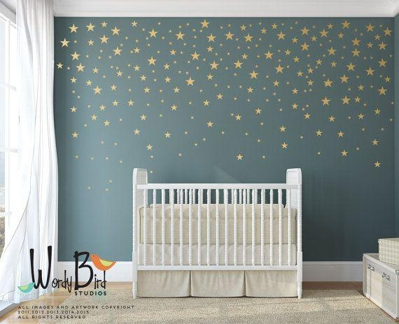 Get 20+ Wall Stickers Ideas On Pinterest Without Signing Up Regarding Gold Wall Art Stickers (Image 8 of 20)