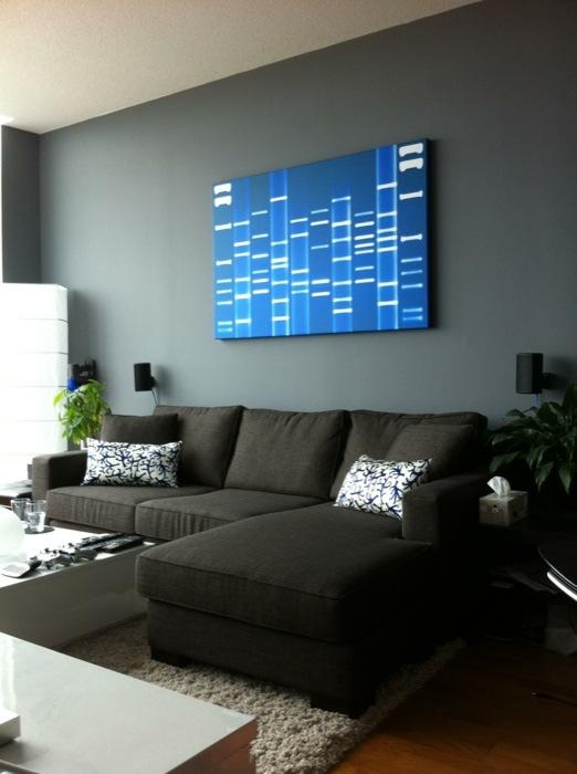 Get Inspiredreal Dna Images From Real Customers Pertaining To Dna Wall Art (View 15 of 20)