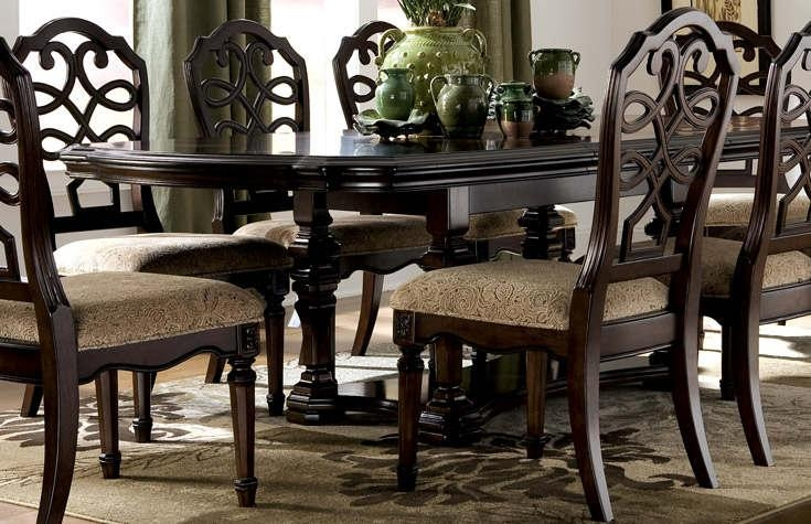 Get The New Sunshine In Your Home With Dining Room Furniture Set Regarding Dining Tables And Chairs Sets (Image 8 of 20)