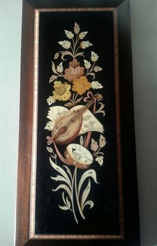 Gioia Company | Gifts & Collectibles/art Galleries | Jewelers Throughout Italian Inlaid Wood Wall Art (Image 11 of 20)
