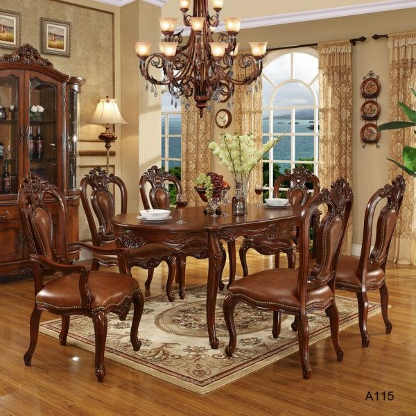 Glamorous Indian Style Dining Table And Chairs 92 About Remodel Throughout Indian Dining Room Furniture (View 17 of 20)