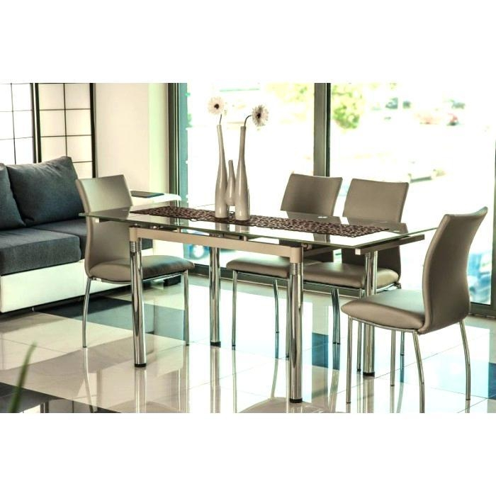 Glass Extending Dining Table – Mitventures (Image 15 of 20)