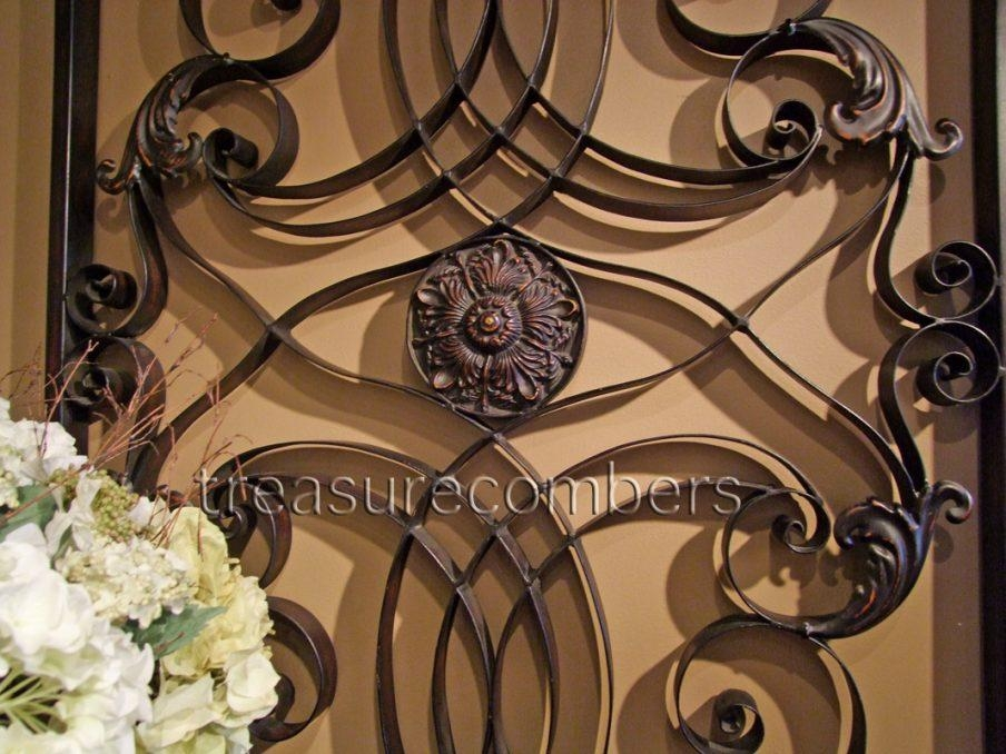 Gorgeous Discover Tuscan Metal Wall Art Decorating Ideas Tuscan Pertaining To Italian Style Metal Wall Art (Image 6 of 20)
