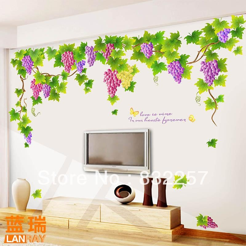 Featured Image of Grape Vineyard Wall Art