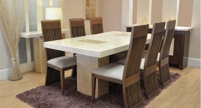 Grenoble Dining Table And 6 Chairs @scs Sofas #scssofas #table Within Newest Scs Dining Tables (Photo 1 of 20)