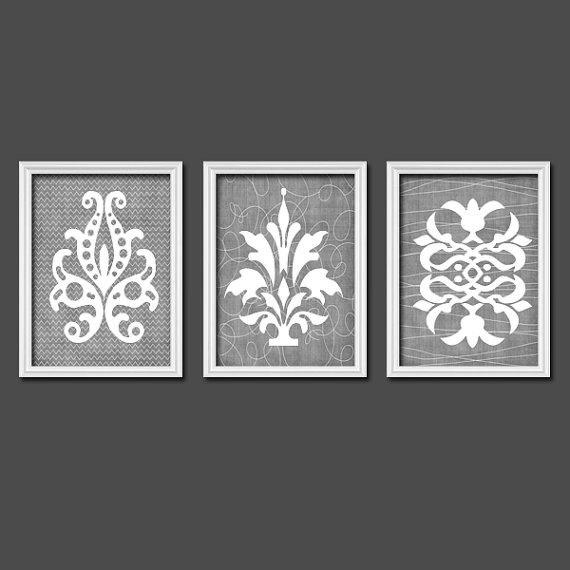 Grey And White Wall Art – Wall Art Design With Regard To Gray And White Wall Art (Image 12 of 20)