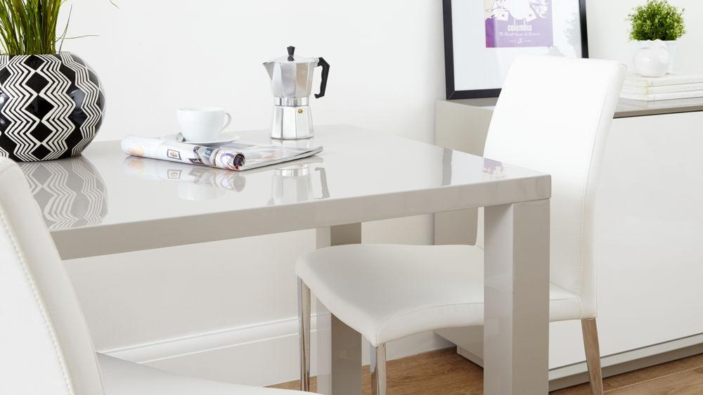 Grey Gloss Extending Dining Set | Seats 10 | Uk Regarding Grey Gloss Dining Tables (View 19 of 20)