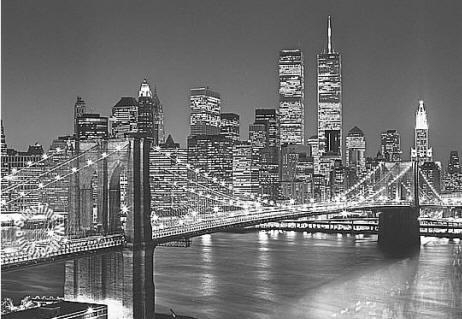 Guide To Wall Mural   High End Looks For Less For Ikea Brooklyn Bridge Wall Art (View 14 of 20)