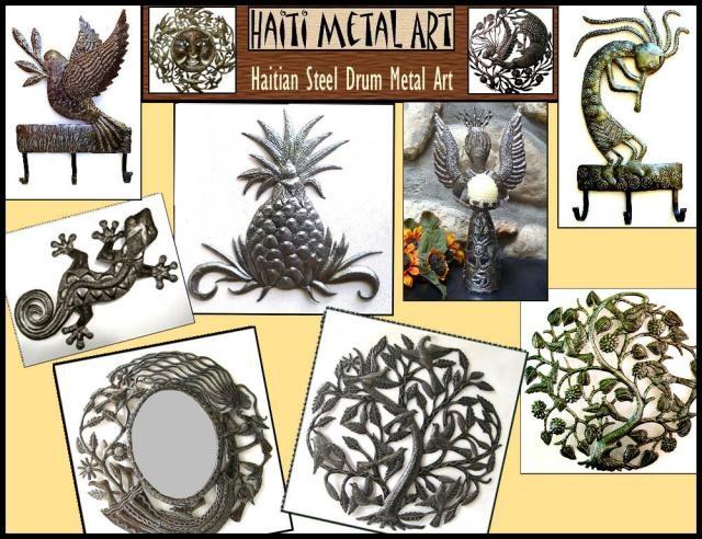 Haitian Steel Drum Art – Metal Art Designs – Steel Drum Metal Art Within Caribbean Metal Wall Art (View 19 of 20)