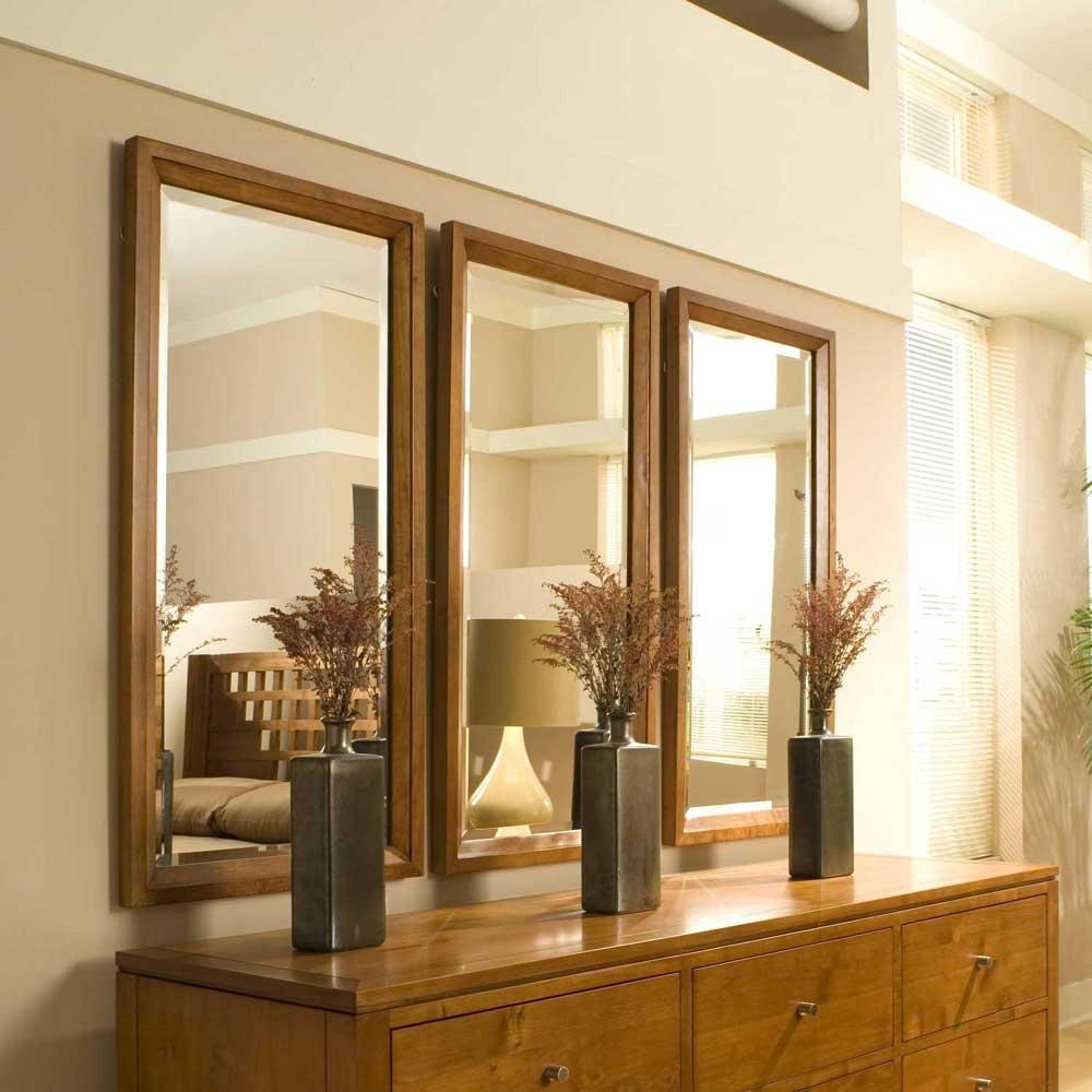 Hall Wall Mirror Decor : Doherty House – Fabulous Wall Mirror Decor Within Framed Mirrors For Living Room (Image 10 of 20)