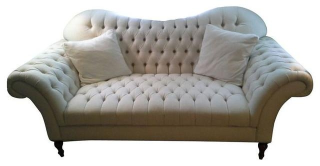 Hand Crafted Club Sofa From Arhaus Furniture – $3,000 Est (Image 18 of 20)