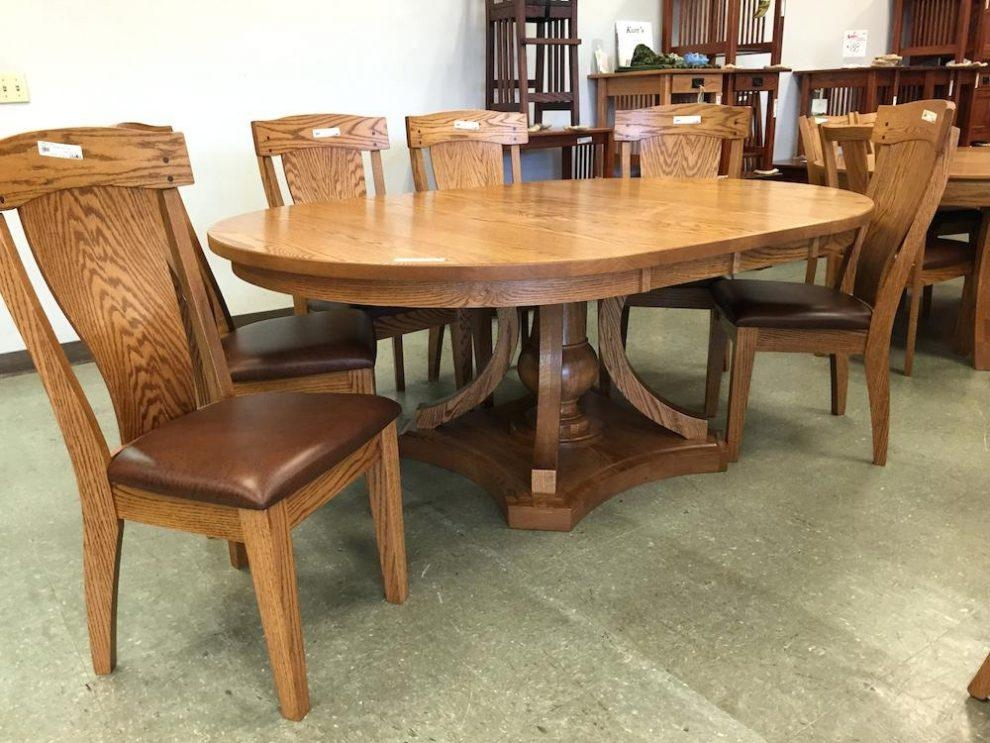 Hardwood Dining Table And Chairs – Mitventures (Image 9 of 20)