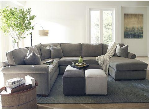 Havertys Amalfi Sectional Sofa – Rs Gold Sofa With Regard To Havertys Amalfi Sofas (Image 5 of 20)
