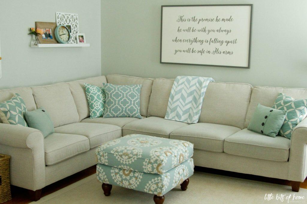 Havertys Corey Sectional Update + Review Regarding Havertys Amalfi Sofas (Image 7 of 20)