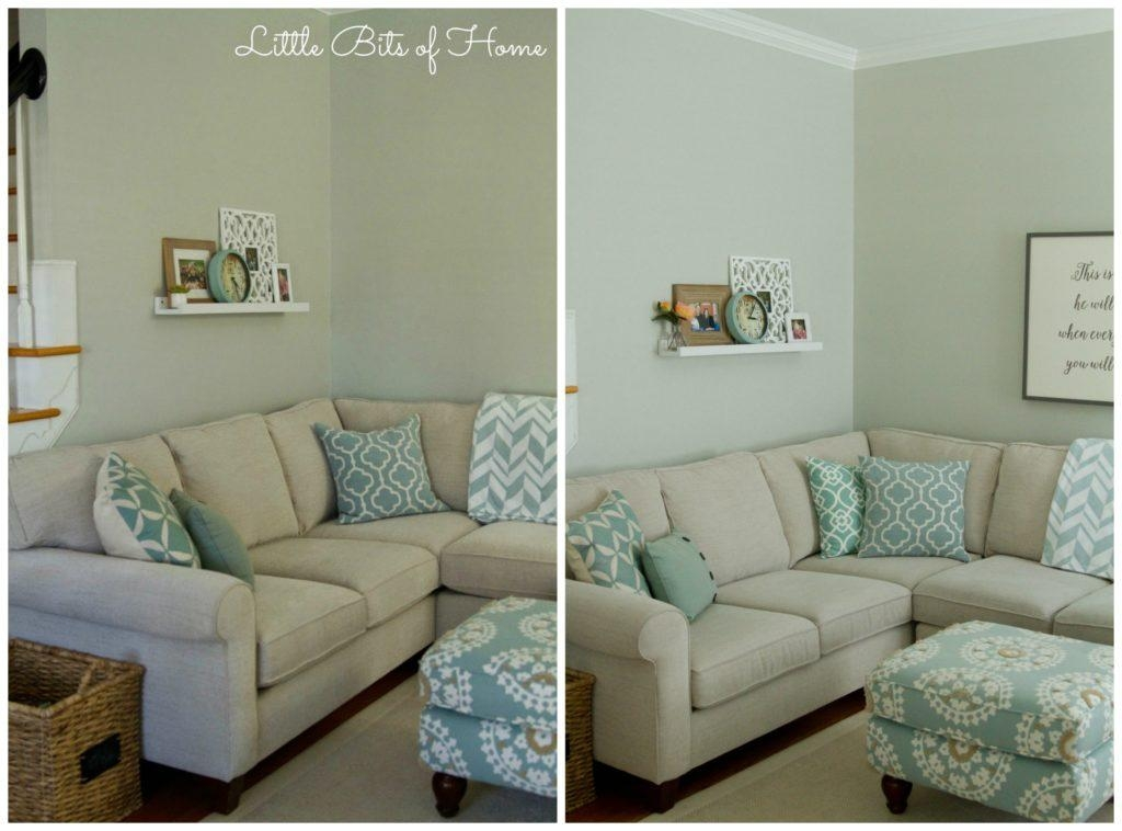 Havertys Corey Sectional Update + Review With Havertys Amalfi Sofas (Image 8 of 20)
