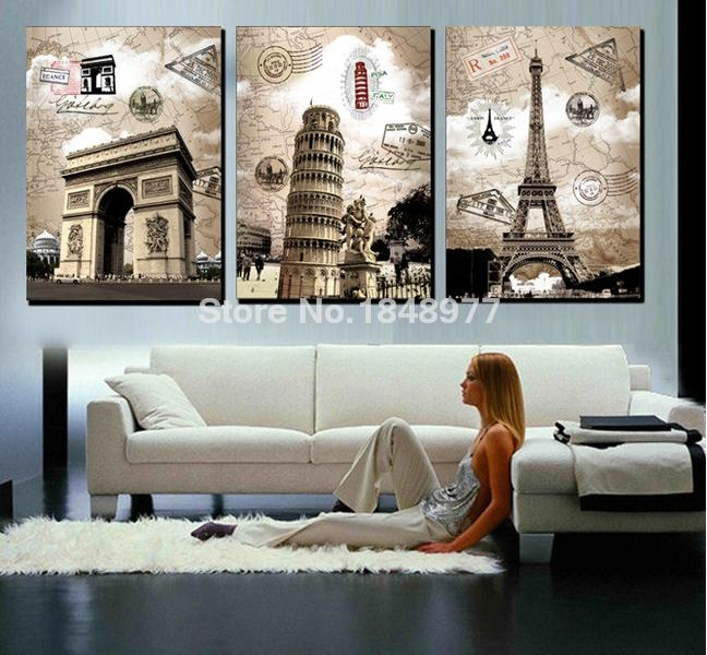 High Quality Italy Paintings Buy Cheap Italy Paintings Lots From In Italian Scenery Wall Art (View 13 of 20)