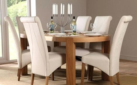 Home Design : Dining Table And 6 Chairs Ebay Ebay Round Dining Within 2017 Dining Chairs Ebay (View 19 of 20)