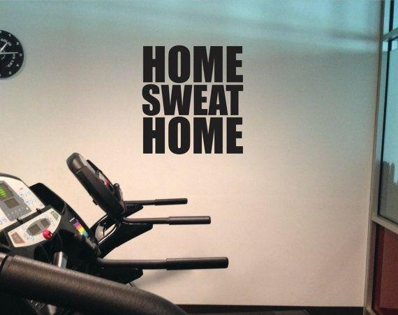 Home Gym Wall Decor – Wall Art Design Within Wall Art For Home Gym (Image 15 of 20)