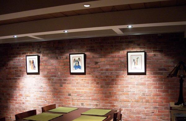 How To Hang Art On Brick Wallshang With The Best® Blog | As With Regard To Hanging Wall Art For Brick Wall (Image 17 of 20)