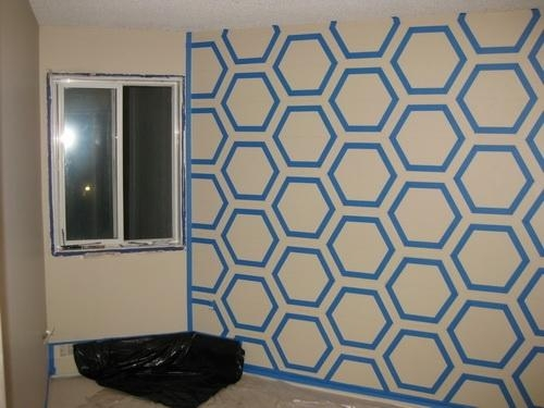 How To Make A Diamond Wall Duct Tape Diy Pinterest Within Wall Inside Duct Tape Wall Art (Image 15 of 20)
