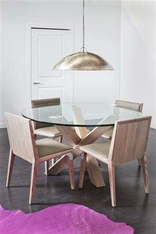 Hudson Round Dining Table In Melbourne Pertaining To Hudson Round Dining Tables (View 9 of 20)