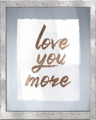 Incredible Decoration Love You More Wall Art Fancy I Love You More With I Love You More Wall Art (Photo 17 of 20)