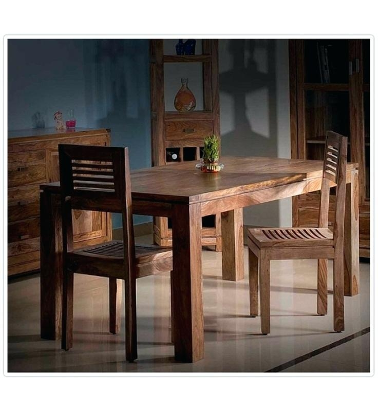 Indian Dining Table And 8 Chairs Indian Wood Dining Table And In Best And Newest Sheesham Dining Tables 8 Chairs (Image 9 of 20)