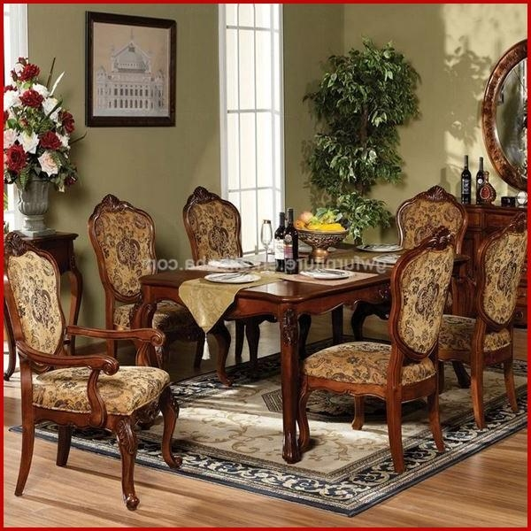 Indian Style Dining Table And Chairs Inspirational Indian Style For Most Up To Date Indian Style Dining Tables (View 11 of 20)