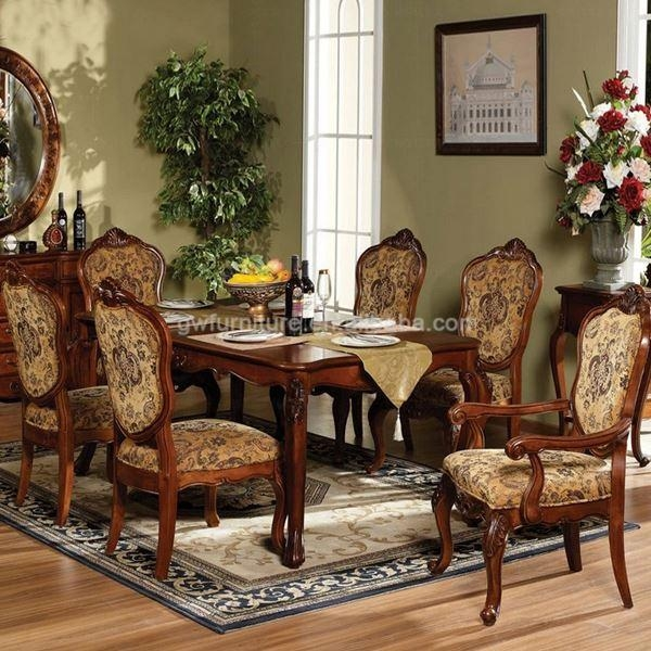 Featured Image of Indian Style Dining Tables