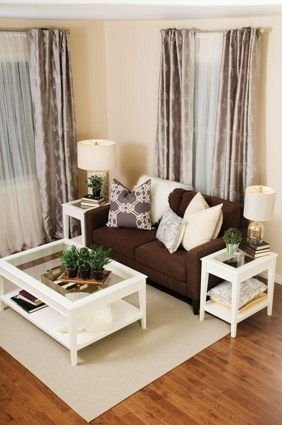 Innovative Living Room Ideas With Brown Furniture Fancy Furniture With Regard To Living Room With Brown Sofas (Image 14 of 20)