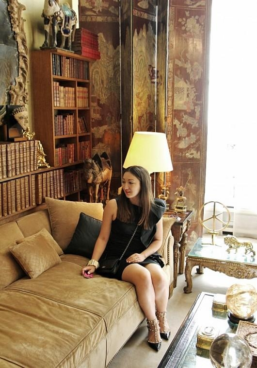 Inside Coco Chanel's 31 Rue Cambon Apartment | Oye! Times With Coco Chanel Sofas (Photo 12 of 20)