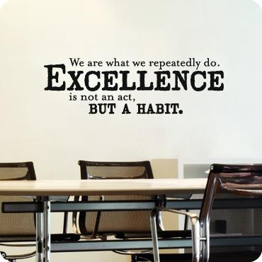 Inspirational & Uplifting Wall Decals, Sayings And Quotes Intended For Inspirational Wall Decals For Office (Image 11 of 20)