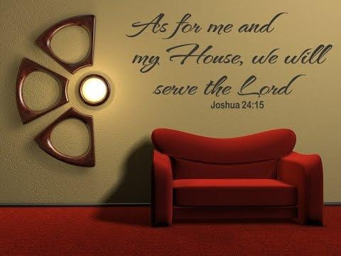 Inspirational Wall Art – Inspirational Bible Verses Wall Art – Youtube In Biblical Wall Art (Image 12 of 20)