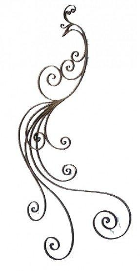 Iron Scroll Wall Art – Foter For Iron Scroll Wall Art (Image 9 of 20)
