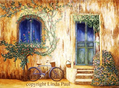 Italian Art Prints, Tiles And Paintings For Tuscan Decor With Regard To Italian Wall Art Prints (Image 4 of 20)