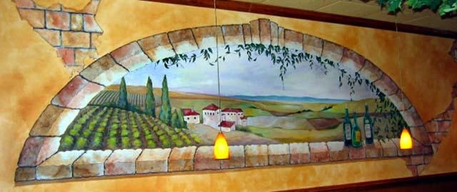 Italian Art Wall Murals – Wall Murals You'll Love With Regard To Italian Art Wall Murals (Photo 4 of 20)