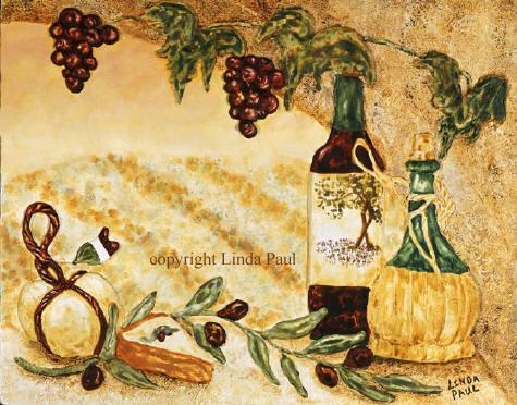 Italian Decor! Italian Kitchen Decor – Italian Decorating Art Throughout Italian Wine Wall Art (Photo 2 of 20)