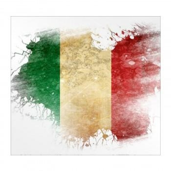 Italian Flag Wall Art | Murals | Canvas Wraps Pertaining To Italian Flag Wall Art (Image 11 of 20)