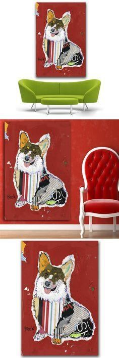 Italian Greyhound Dog On Red Penny Farthing | Italian Greyhound Inside Italian Greyhound Wall Art (View 19 of 20)