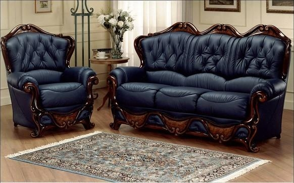 Italian Leather Sofas Also With A Leather Sofa Also With A Leather Within Italian Leather Sofas (View 16 of 20)