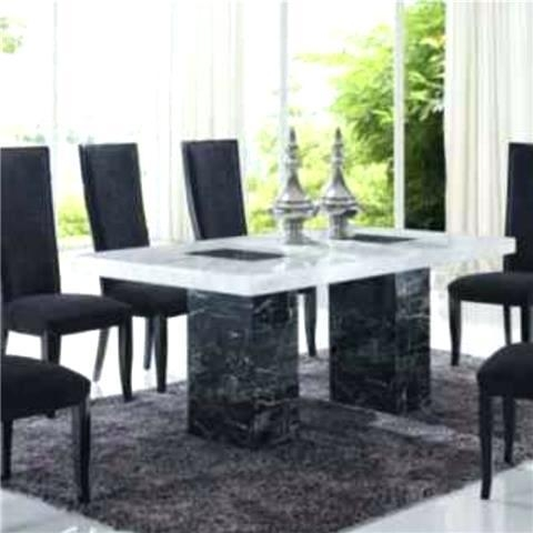 Italian Marble Dining Table And Chairs – Zagons.co With Regard To Most Recent Marble Dining Chairs (Photo 14 of 20)