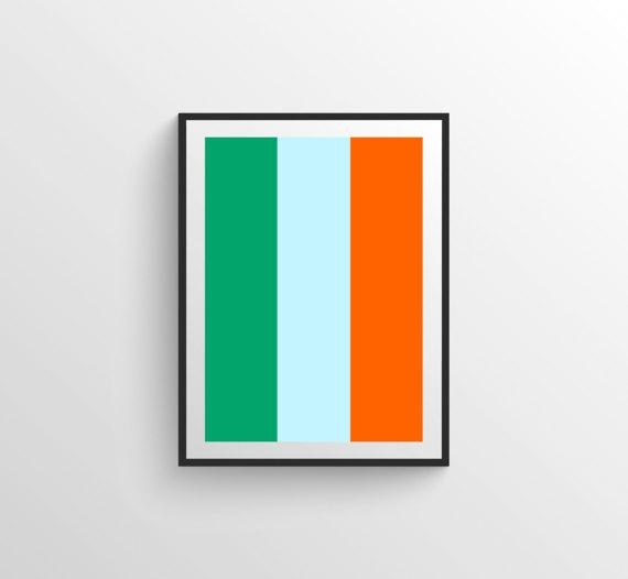 Italy Wall Art Italian Prints Italian Flag Flag Of Italy Regarding Italian Flag Wall Art (Image 16 of 20)