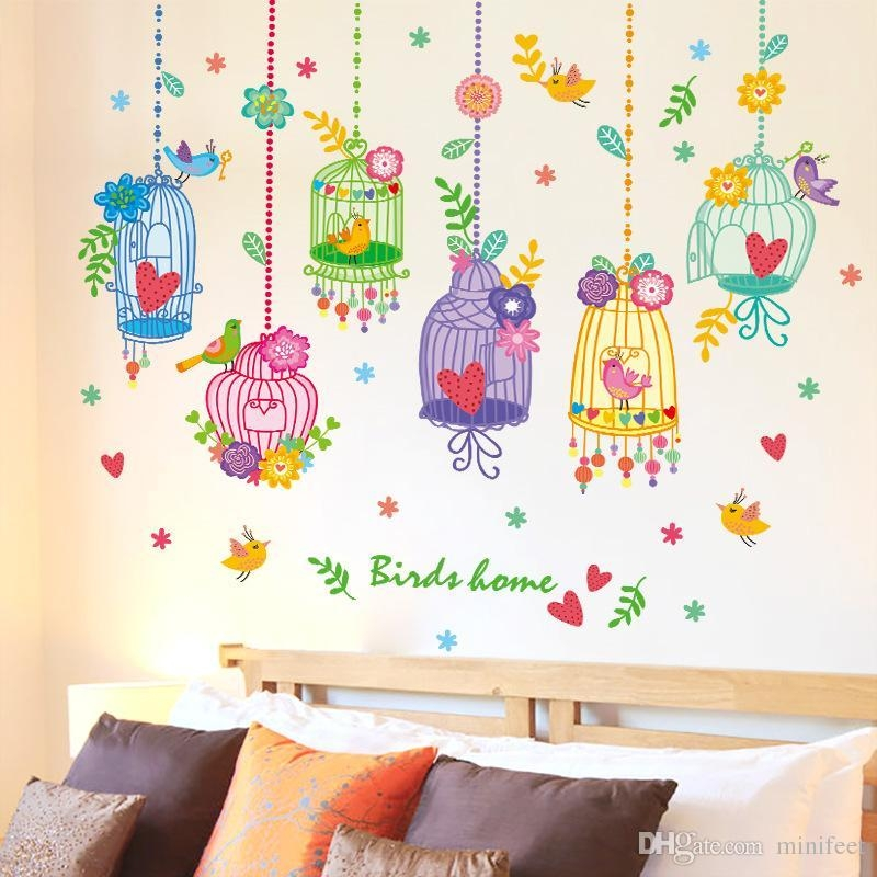 Kindergarten Classroom Creative Wall Stickers Children Room Wall Intended For Wall Art For Kindergarten Classroom (View 15 of 20)