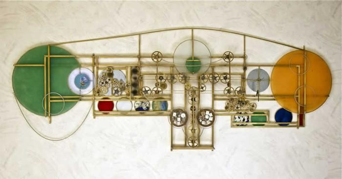 Kinetic Sculpture Artist – Andrea Davide | Andrea Davide | Kinetic With Kinetic Wall Art (Image 9 of 20)