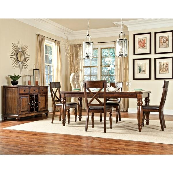 Kingston 5 Piece Mango Wood Dining Set – Free Shipping Today Throughout Recent Kingston Dining Tables And Chairs (Image 9 of 20)