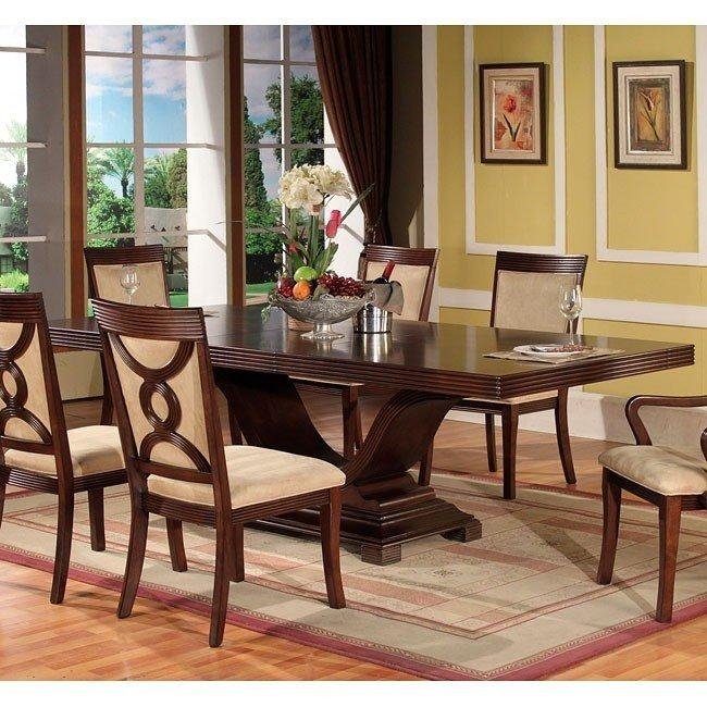 Kingston Dining Table World Imports | Furniturepick Within Newest Kingston Dining Tables And Chairs (Image 16 of 20)