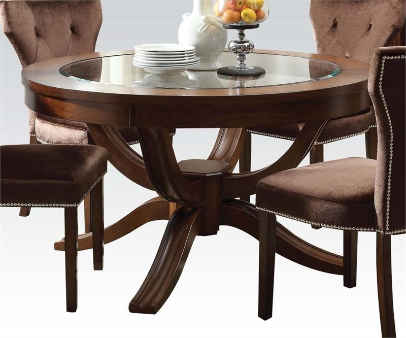 Kingston Pedestal Dining Set Pertaining To Newest Kingston Dining Tables And Chairs (Image 17 of 20)