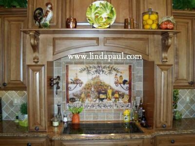Kitchen Artwork – Kitchen Wall Decor – Kitchen Art Prints And Tiles Throughout Italian Wall Art For Kitchen (Image 10 of 20)
